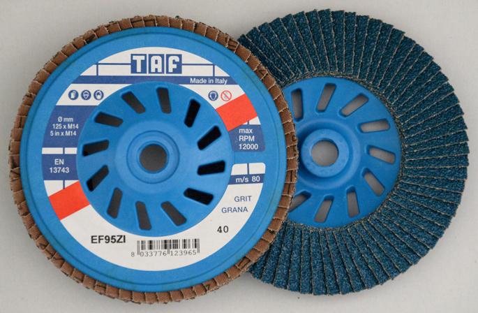 EOLO – robustní lamelový disk