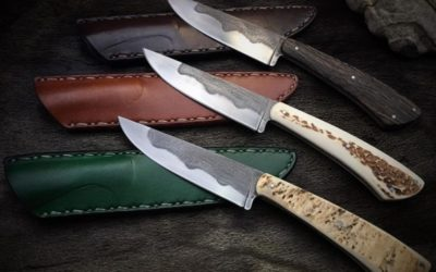 Pražská výstava nožů Knives 2020